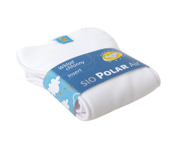 Wkład chłonny SIO Polar - Air z boosterem - Mommy Mouse